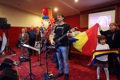Andrei Paunescu Stock Image