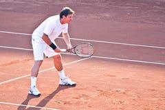 Andrei Pavel, rumänischer Tennisspieler lizenzfreie stockfotografie