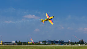 Andrei Serbu com YR-EWE Fotos de Stock