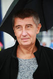 Andrej Babis Royalty Free Stock Photography