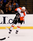 Andrej Meszaros defenseman Philadelphia Flyers. Stock Photos
