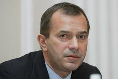 Andrej Petrovich Klyuev Stockbild
