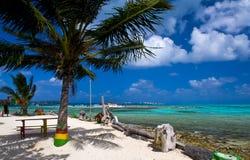 andres哥伦比亚海岛圣 免版税库存图片