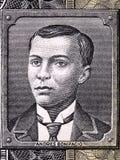 Andres Bonifacio stående