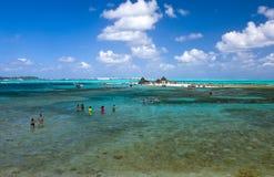 andres Colombia wyspa San Zdjęcie Stock