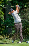 Andres Gonzales at the 2011 US Open Royalty Free Stock Photography