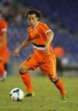 Andres Guardado of Valencia CF Royalty Free Stock Photo