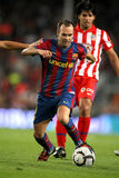 Andres Iniesta Stock Photo