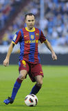 Andres Iniesta Stock Image