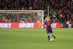 Andres Iniesta - FC Barcelona Stock Image
