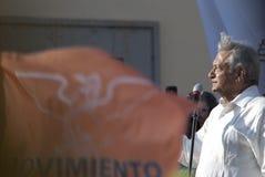 Andres Manuel Lopez Obrador Stockbilder