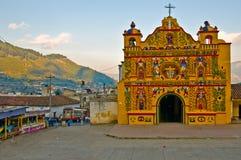 andresguatemala san xecul Arkivfoton
