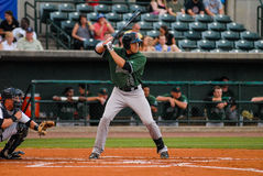 Andrew Cain, Augusta GreenJackets Royalty Free Stock Images