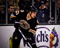 Andrew Ference, Boston Bruins Stockfoto