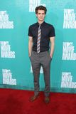 Andrew Garfield at the 2012 MTV Movie Awards Arrivals, Gibson Amphitheater, Universal City, CA 06-03-12 Royalty Free Stock Photography
