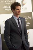 Andrew Garfield Photographie stock