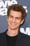 Andrew Garfield Royaltyfria Foton