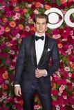 Andrew Garfield przy 2018 nagrodami tony Zdjęcia Royalty Free