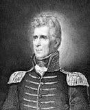 Andrew Jackson Stockbild