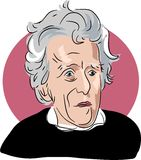 Andrew jackson. American president for the period 1829 - 37 Stock Images
