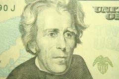 Andrew Jackson Imagem de Stock