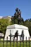 Andrew Jackson Statue Fotografia Stock