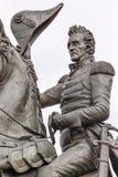 Andrew Jackson Statue Lafayette Park Washington DC Stock Image
