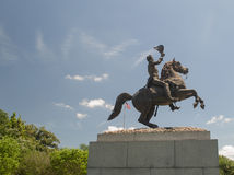 Andrew Jackson Statue Stock Images