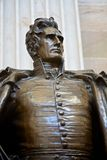 Andrew Jackson Statue Royalty Free Stock Images