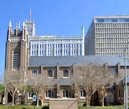 andrew jest katedry św Obraz Royalty Free