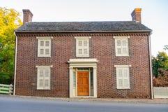 Andrew Johnson National Historic Site stock foto
