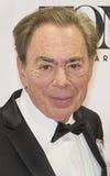 Andrew Lloyd Webber bei 70. jährlichem Tony Awards Stockfotografie