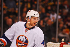 Andrew MacDonald New York Islanders Stock Photo