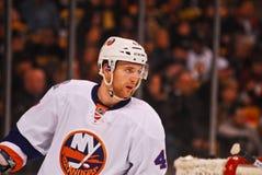 Andrew MacDonald New York Islanders Stock Photo