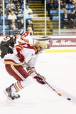 Andrew Ryan of Acadie-Bathurst Titan Royalty Free Stock Image