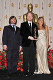 Andrew Stanton,Jack Black,Jennifer Aniston Royalty Free Stock Photo