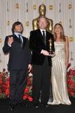 Andrew Stanton,Jack Black,Jennifer Aniston Royalty Free Stock Photo