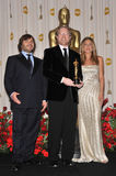 Andrew Stanton,Jack Black,Jennifer Aniston Royalty Free Stock Photography