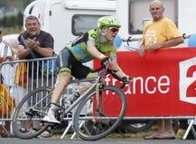 Andrew Talansky  Tour de France 2015 Stock Photography