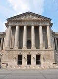 Andrew W Mellon Auditorium in Washington DC royalty free stock images