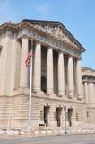 Andrew W Mellon Auditorium in Washington DC royalty free stock photography