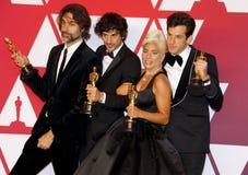Andrew Wyatt, Anthony Rossomando, Lady Gaga and Mark Ronson