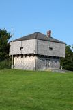 Andrews Blockhouse Stockfotos