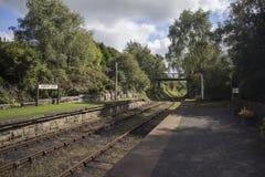 Andrews husstation Royaltyfri Fotografi