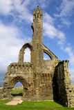 andrews piątki Scotland katedralny st. fotografia royalty free