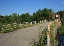 Andrewsville Bridge Stock Photography