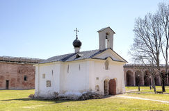 Andrey Stratelates church. Stock Photo