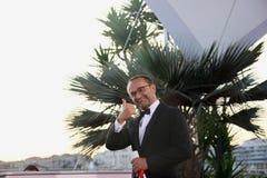 Andrey Zvyagintsev, которое выиграло Prix Du Присяжный Стоковое Изображение