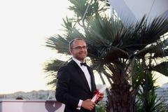 Andrey Zvyagintsev, которое выиграло Prix Du Присяжный Стоковая Фотография RF