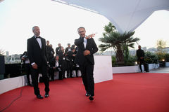 Andrey Zvyagintsev, som segrade Prixen Du Jury Royaltyfria Bilder